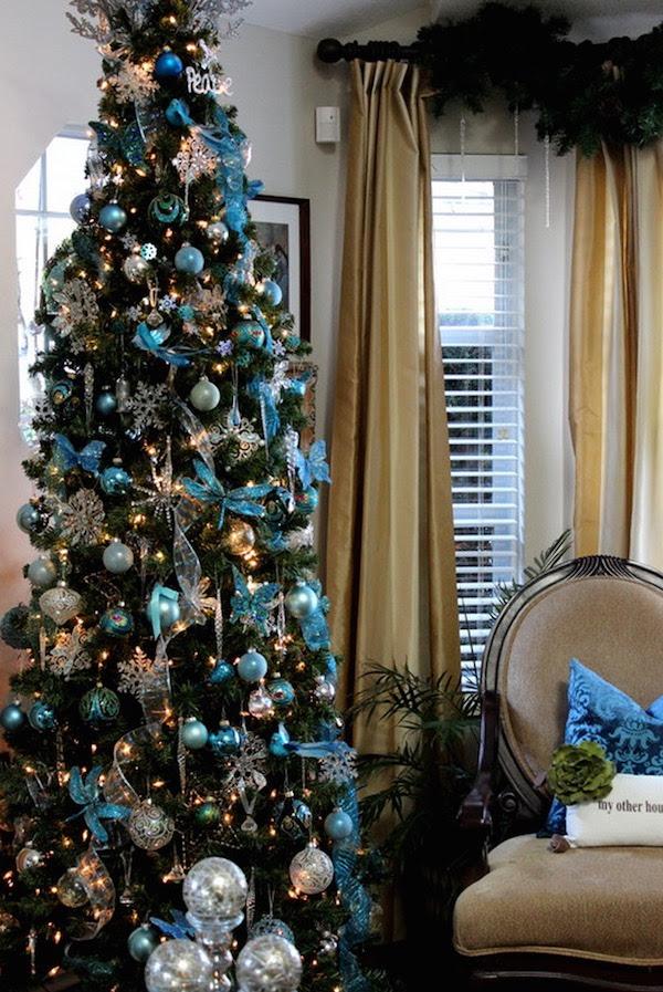 45 Classy Christmas Tree Decorations Ideas - Decoration Love