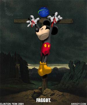 Clinton Fein, Mickey Mouse, 2001