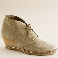 J.Crew MacAlister Wedge Boot