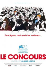 background picture for movie Le Concours
