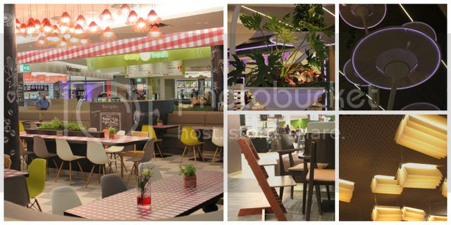 Food-Court im Minto