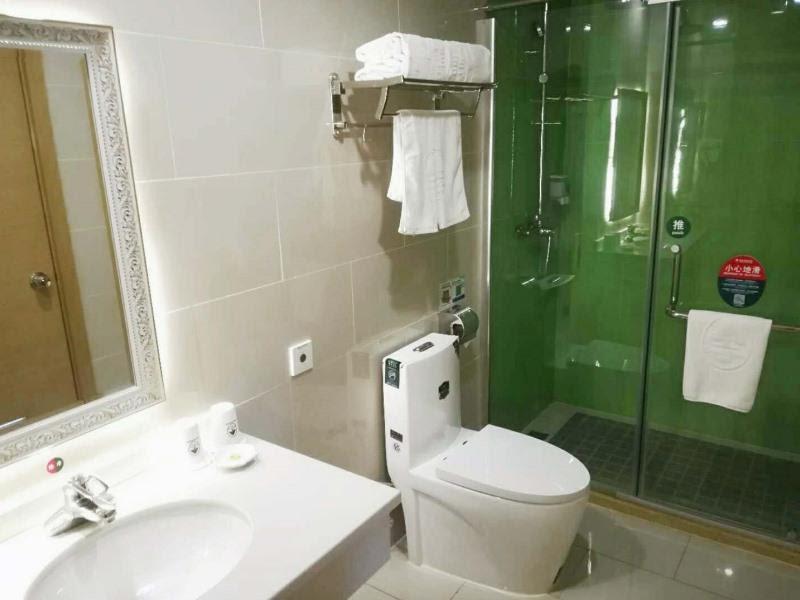 GreenTree Inn Beijing Fangshan District Liangxiang Yancun East Metro Station Express Hotel Discount