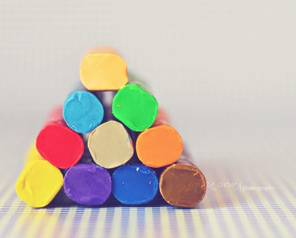 círculos de colores.