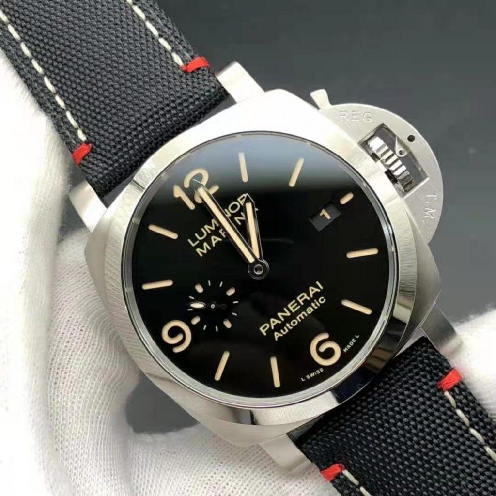 PAM 1025 Black Dial
