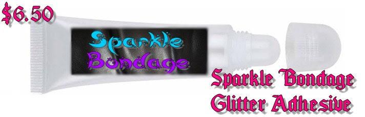 Sparkle Bondage Glitter Adhesive