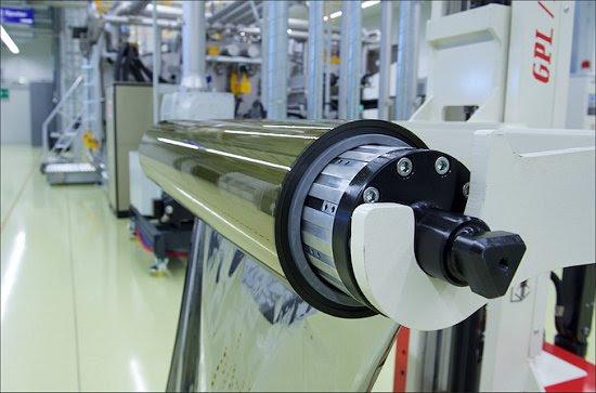 Com investimentos da empresa indiana Tata, a fábrica ocupa uma área de 4.500 metros quadrados, com 55 funcionários. [Imagem: Empa]