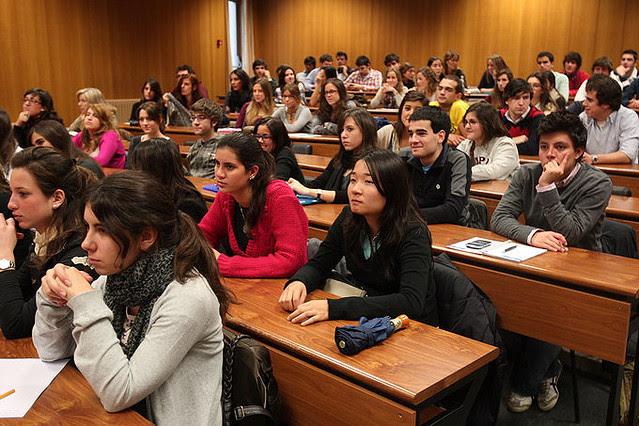 Este archivo se encuentra bajo la licencia Creative Commons de Atribución/Compartir-Igual. Imagen proveniente de Flickr y atribuida al usuario Universidad de Navarra