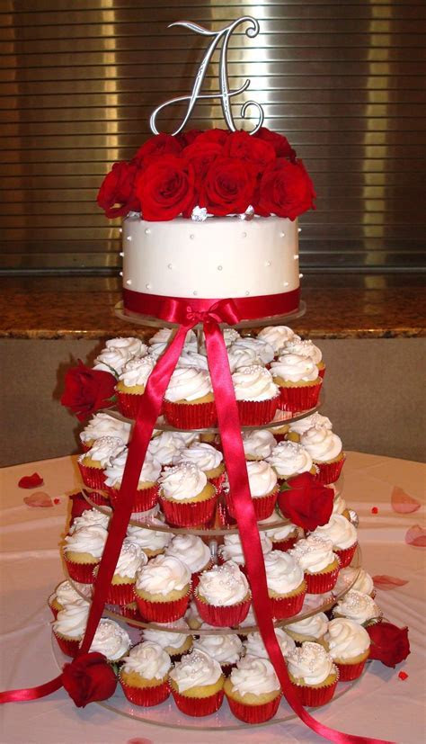 1000  ideas about Wedding Cupcake Towers on Pinterest