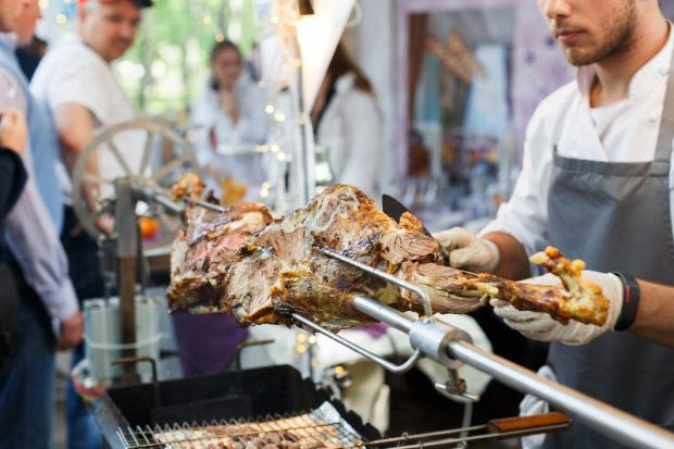 All You Want To Know About Spit Roast Catering