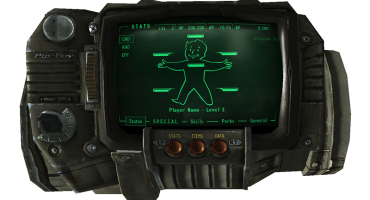 Gear Up for Fallout 4 With a PipBoy Apple Watch
