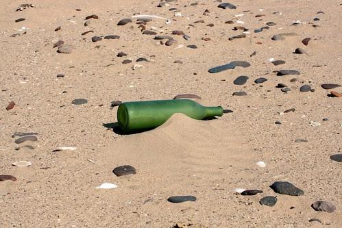 Bottle, Skeleton Coast