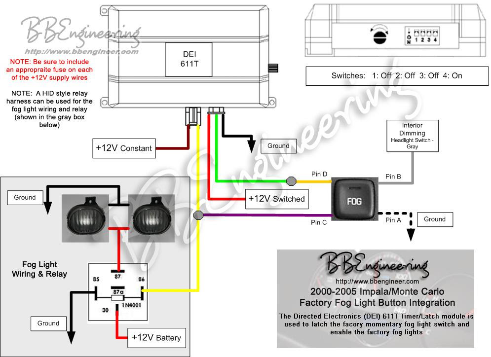 2001 chevy monte carlo radio wiring diagram