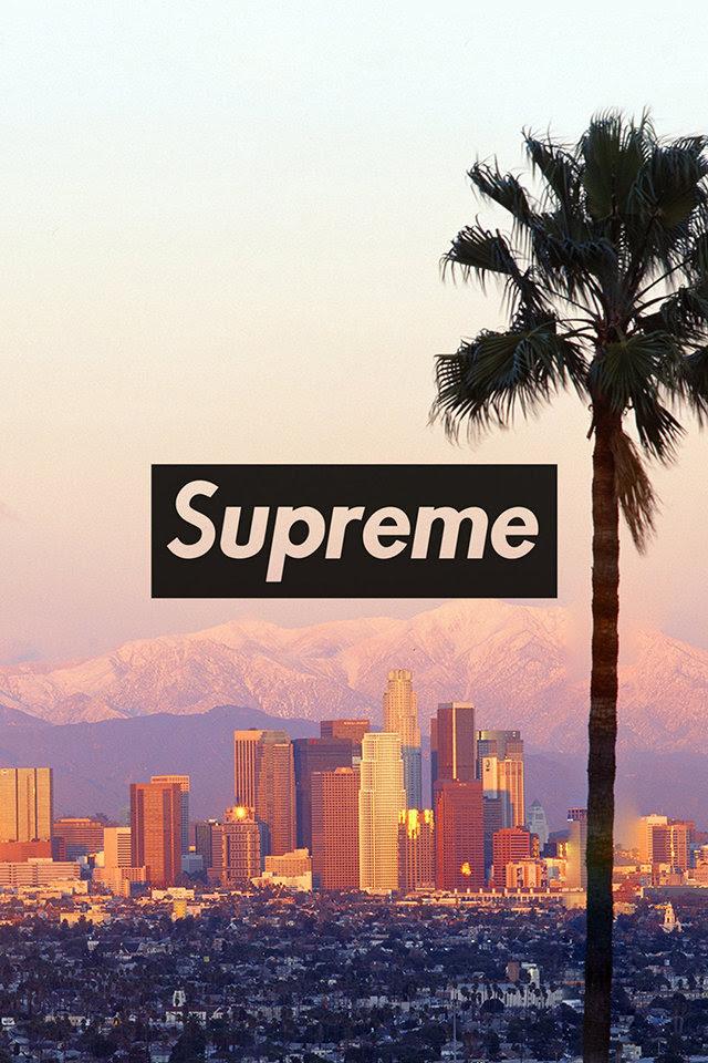 Los Angeles iPhone Wallpaper HD