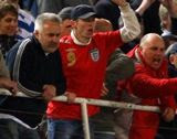 England fans: Having a lovely time