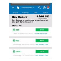 Ps4 Games Roblox Visit Buxgg Robux 400 Robux Roblox At Todos Los D U00edas On At Mercadolider Free Promo Codes Roblox For Robux