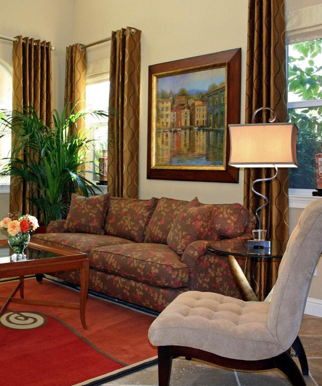 Picture: CLICK ON IMAGE TO ENLARGE. Living Room Makeover. New ...