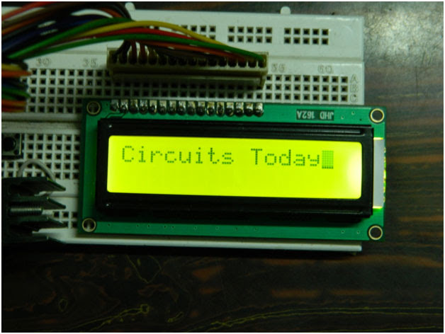 LCD-Circuits Today