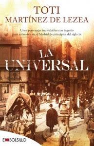 La Universal de Toti Martínez de Lezea