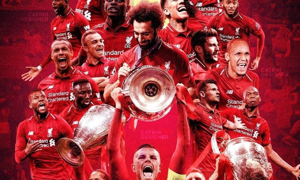 Liverpool Wallpaper Champions League