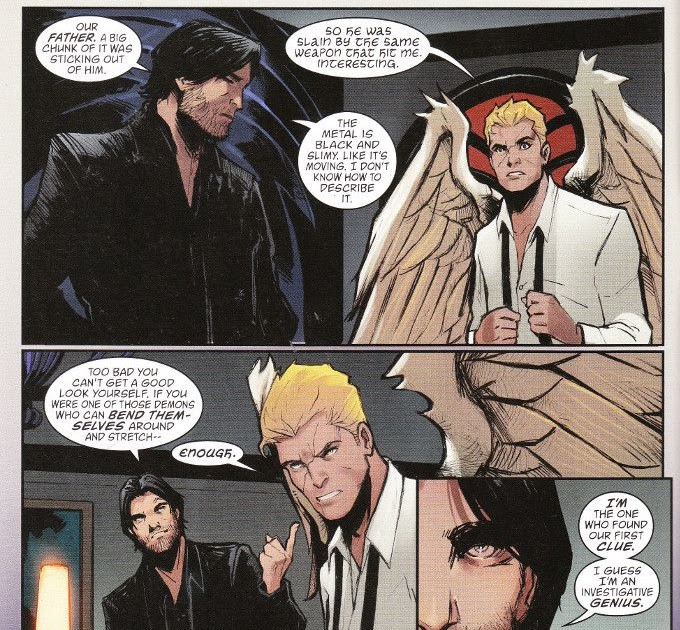 My Geeky Geeky Ways: Lucifer #2