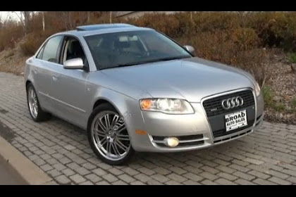 2006 Audi A4 20 T Quattro Review