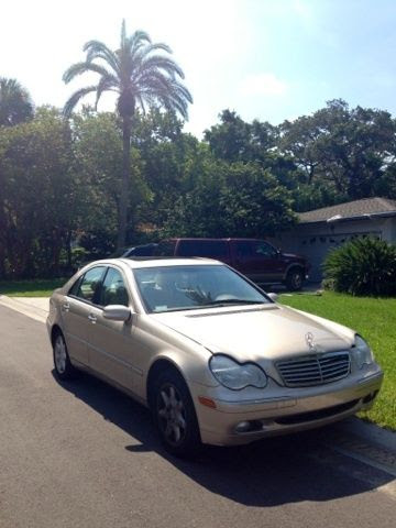 Find used Mercedes-Benz 2001 C320 in Largo, Florida ...