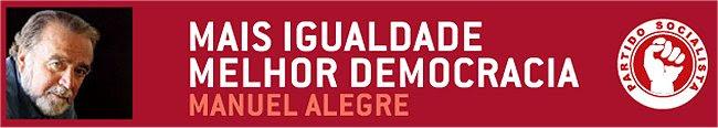 ePolitics - Manuel Alegre