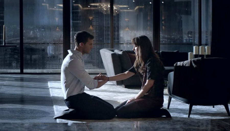 Fifty Shades Darker Trivia Why Christian Grey Has A Chronicles Of