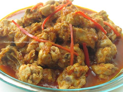 Vietnamese Spicy Lemongrass Chicken