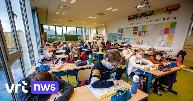Mondmaskers in 5e en 6e leerjaar en nieuwe quarantaineregels: dit hebben Vlaamse onderwijspartners beslist