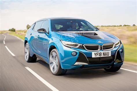 BMW i5 SUV: exclusive pics show 'i' brand's potential future auto Express