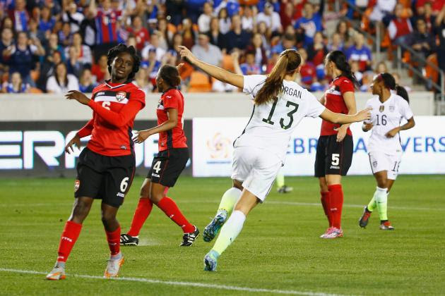 USA vs. Trinidad and Tobago Women's Soccer: Olympic Qualifying Score, Reaction