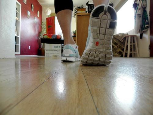 Nike Free+ Back