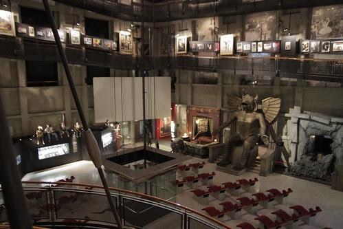 National Cinema Museum interior 3