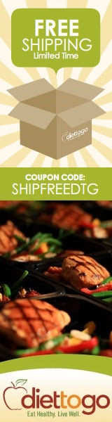 Free Shipping with Diet-to-Go