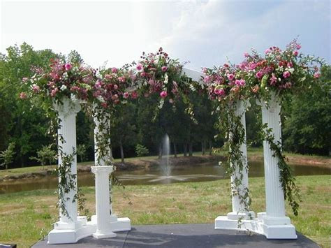 Wedding Arch Decoration   Wedding Ideas   Pinterest