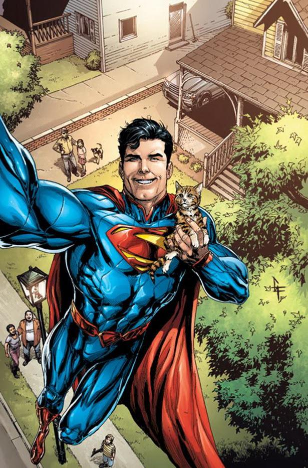 Selfie Superman