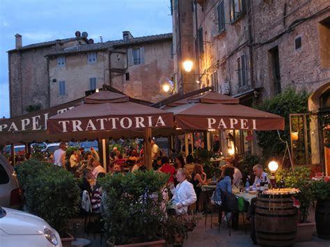 Trattoria Papei, Siena, Italy   Bob's Beer Blog