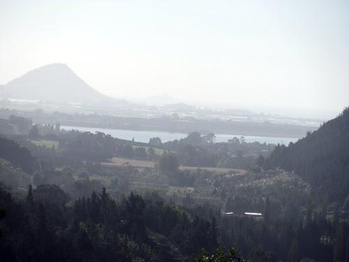 Looking towards the Mount