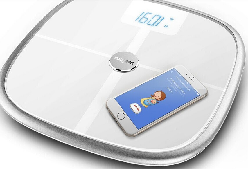 body fat percentage smart scale