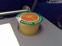 Orange Juice from SQ