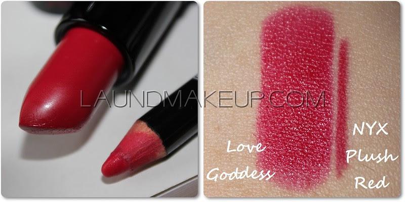 lovegodplush red