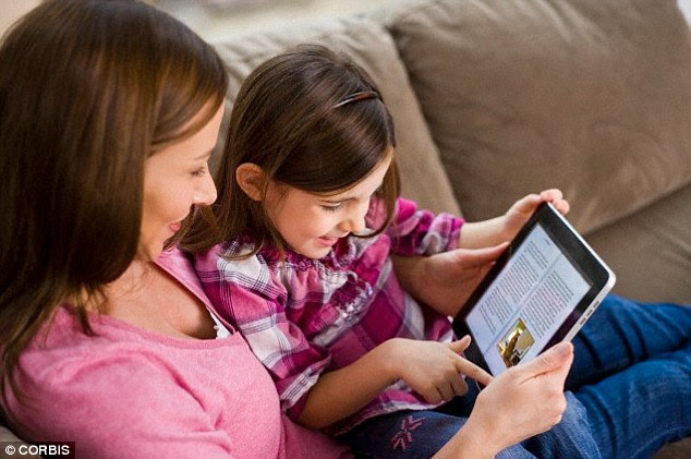 Recognising the value of learning apps, the study encourages parents to use them with their children to get the maximum benefits.  But researchers found these apps are wasted on children under the age of two