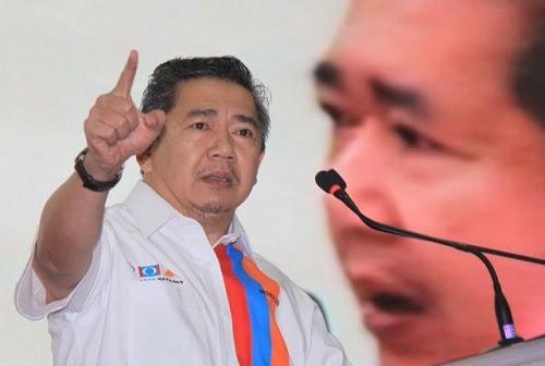 BN ambil alih bentang RUU 355, lengkap sudah sandiwara Umno - Amanah