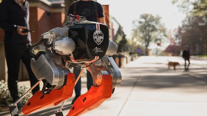 This Robot Taught Itself to Run, Then Proceeded to Knock Out a 5K