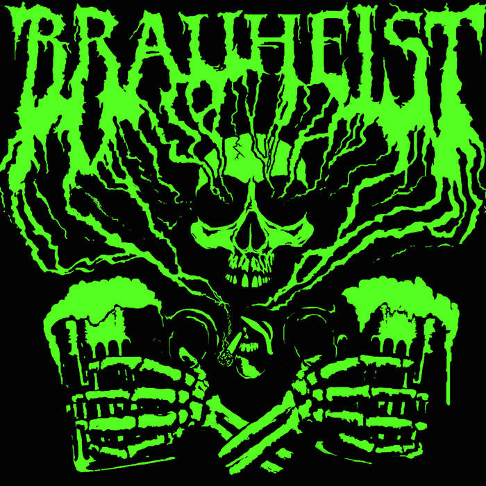 BRAUHEIST EP cover art