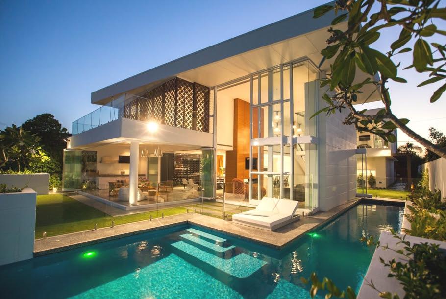 Luxury design & ocean views at Promenade Residence, Australia