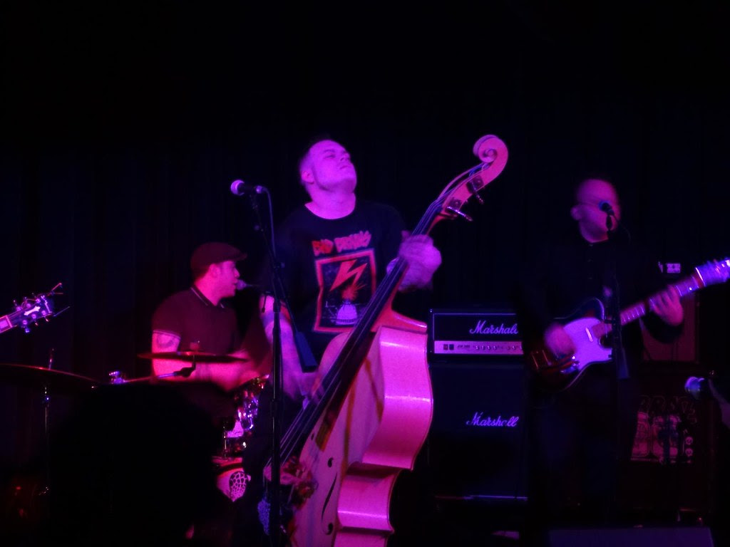 The Arkhams Providence Fete Music October 2012