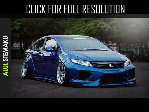 1070+ Modifikasi Mobil Civic Batman HD Terbaik