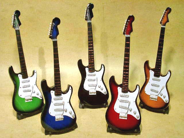 Guitarras Rocket Music The House Of Tone